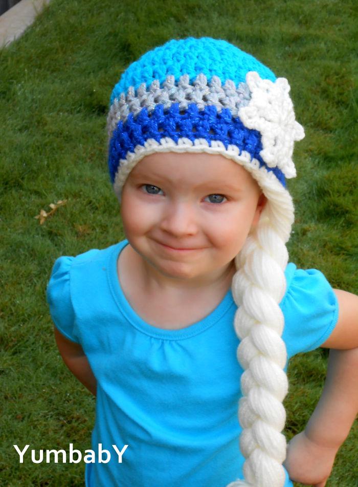 Queen Elsa Hat