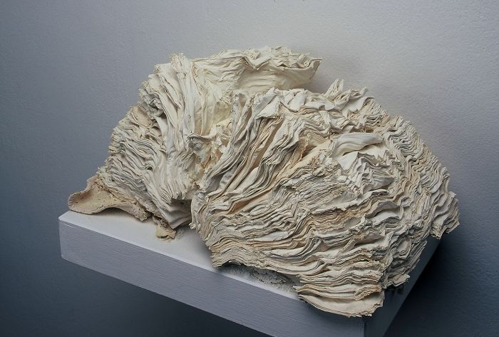 "Jacqueline Rush Lee ""Endoskeleton"" (Fired Book)"