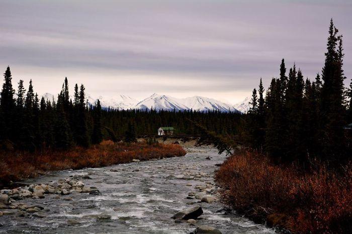 Surrounded, Alaska!