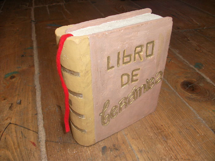 Book Of Clay