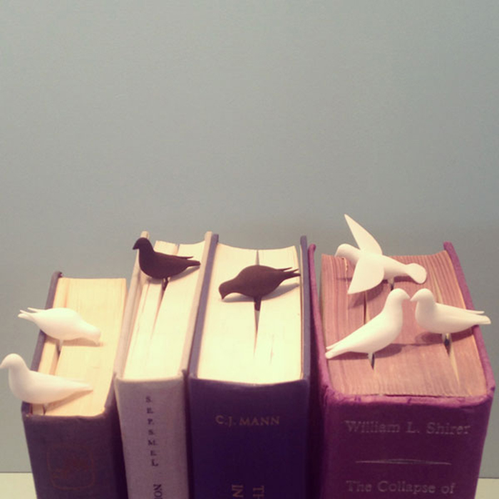 Bird Bookmarks