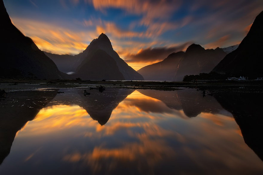 Fiordland National Park, New Zealand