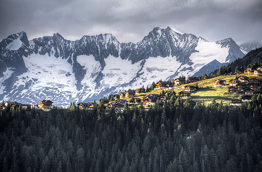 Switzerland Alps
