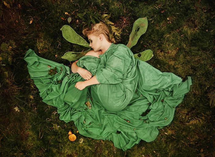 My Fairytale-Like Portraits