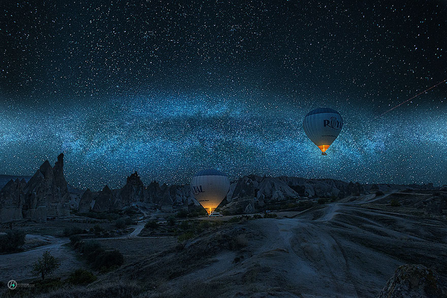 Dreamy Earth (turkey)