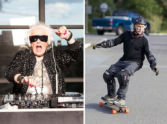 These 60-And-Older Seniors Will Destroy Your Age Stereotypes