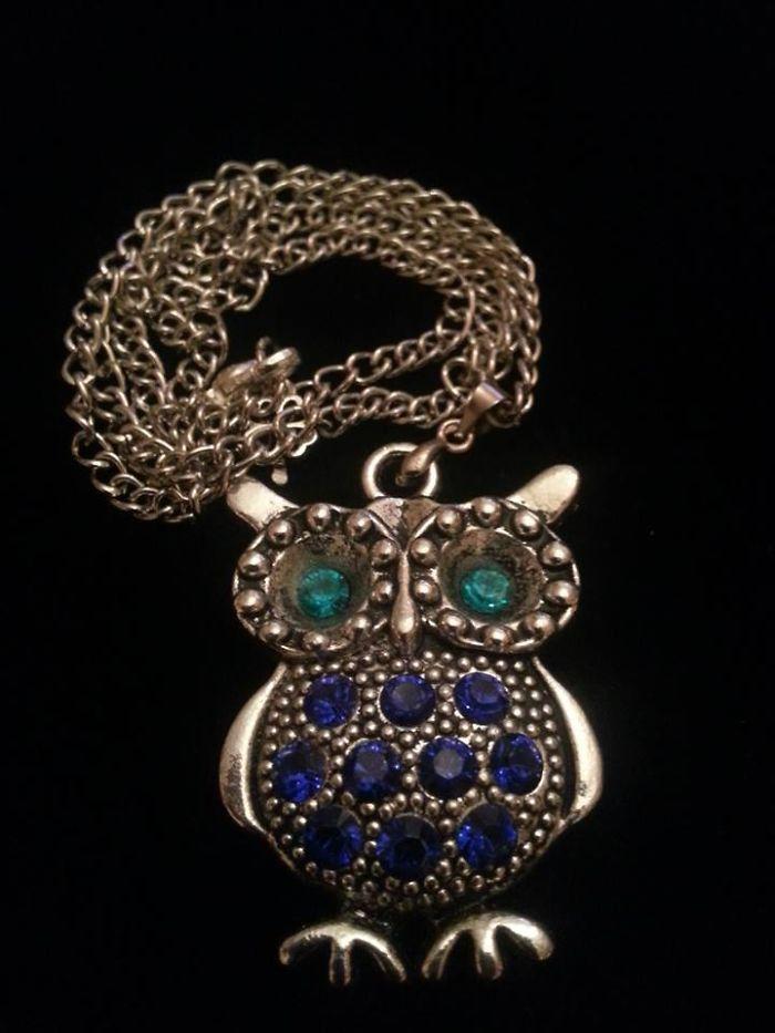 Friendly Owl By Faerie Tale Jewellery