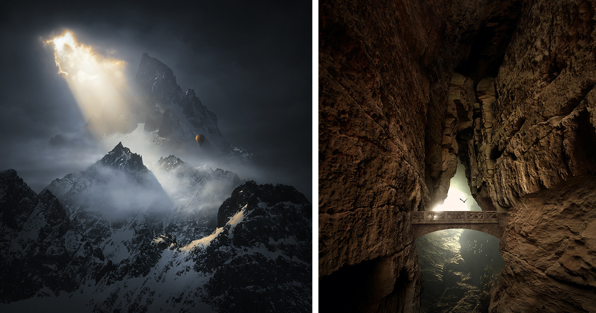 Parallel Worlds By Michal Karcz