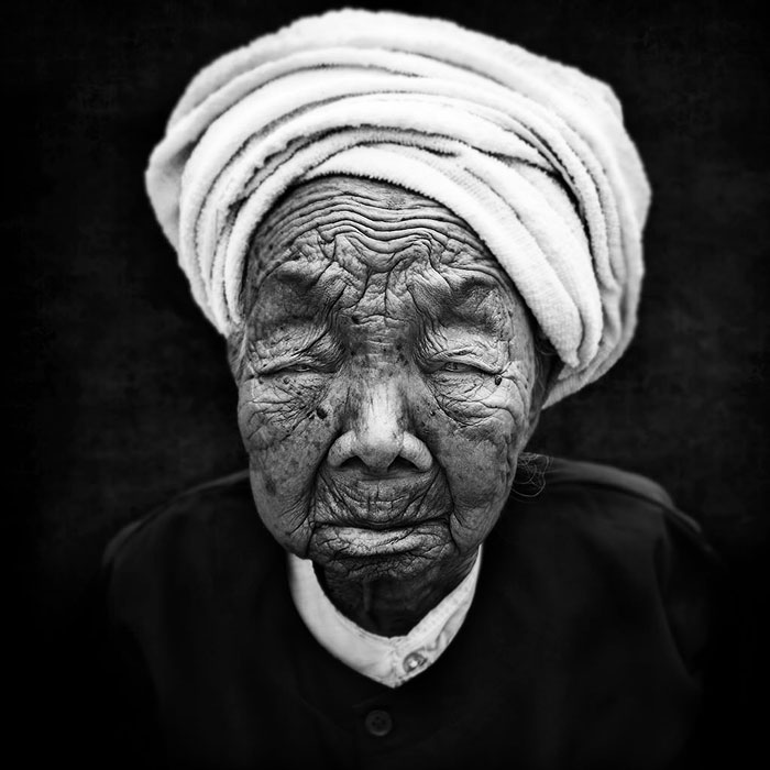 Série Noire: B&W Portraits From My Travels Around The World