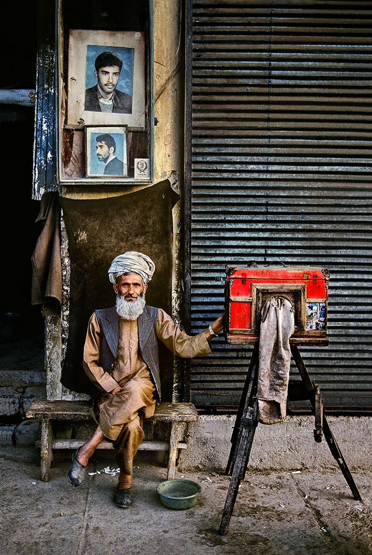 Portrait Photographer in Afghanistan