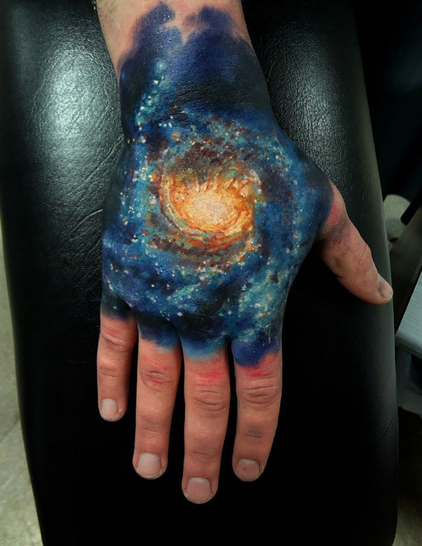 Space Tattoos