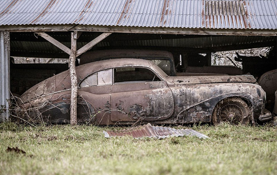 Classic Cars French Farm