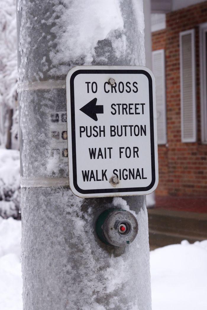 Frozen Signal
