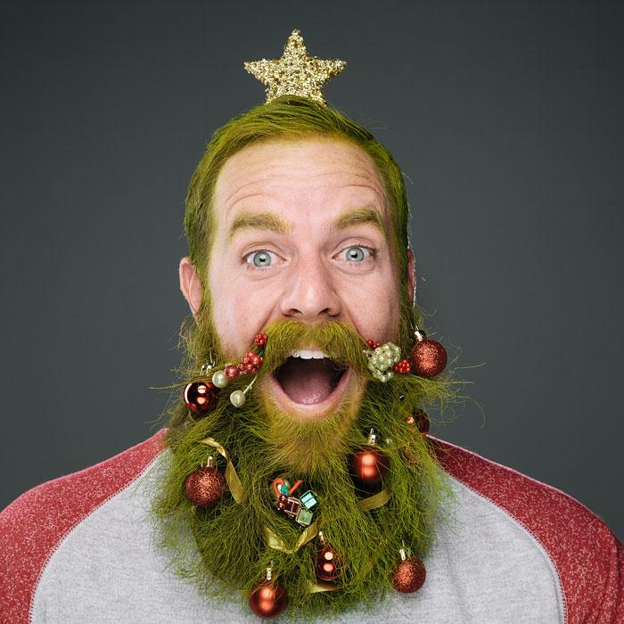 The Twelve Beards Of Christmas