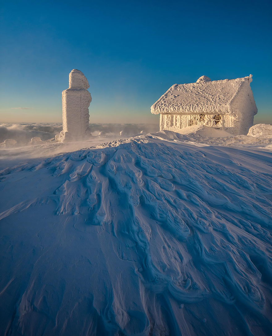 Karkonosze Mountains, Poland