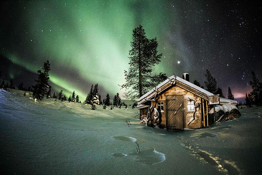 Polar Night, Finland