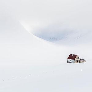 Öxnadal, Iceland