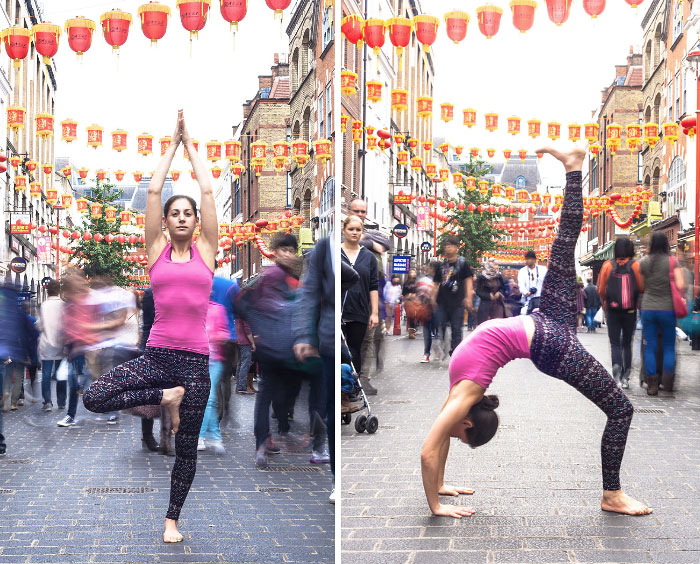 Stillness In Chinatown: There Is Always Time For Yoga Even In Our Busy Lifes