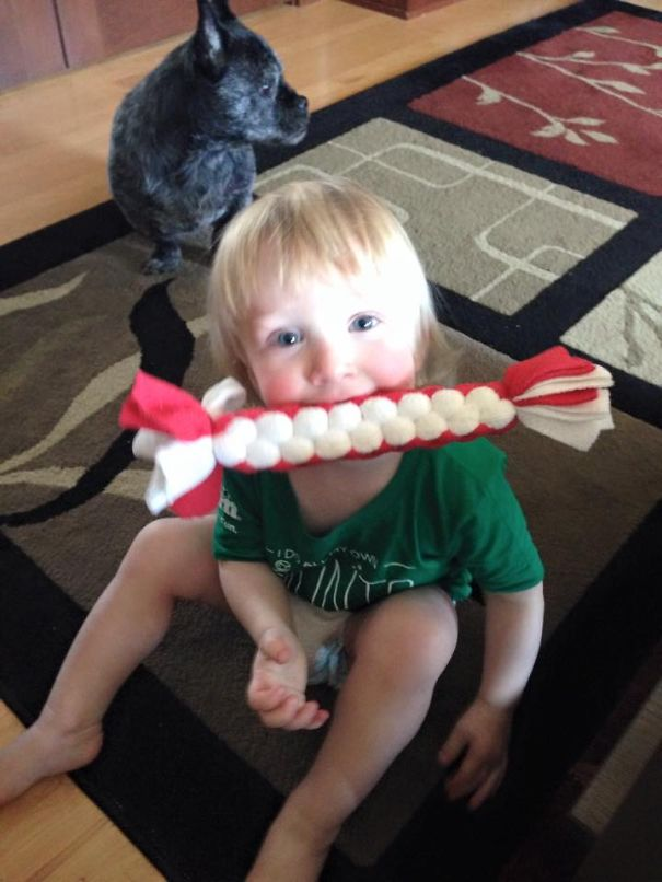Teething Is For The Dogs!