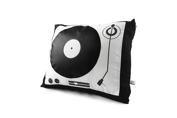 Gramophone Pillow