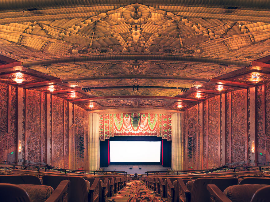 The Paramount Theater, Oakland, California