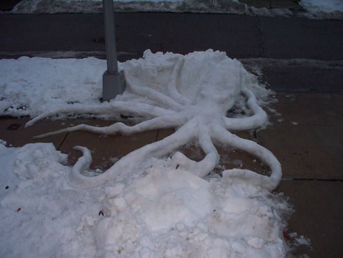 Snoctopus By Squirly Nutz