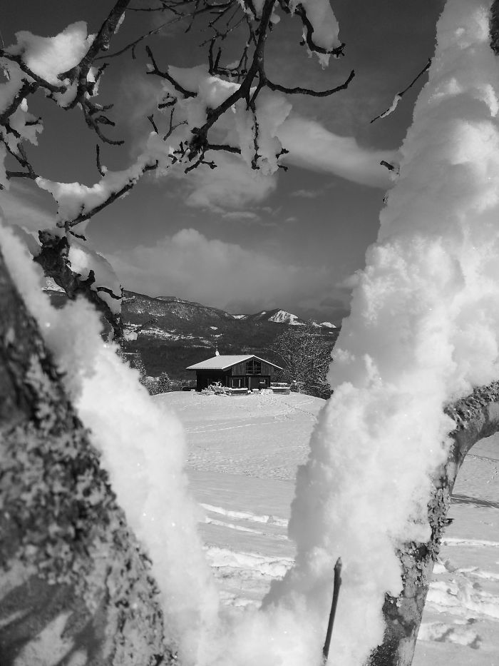 Preone, Alps Mountains, Italy