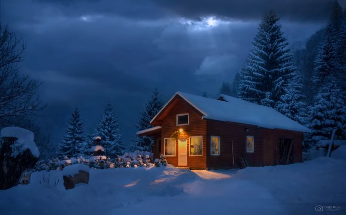 Cabin In The Woods, Romania