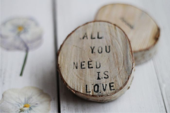 All You Need Is Love Coasters