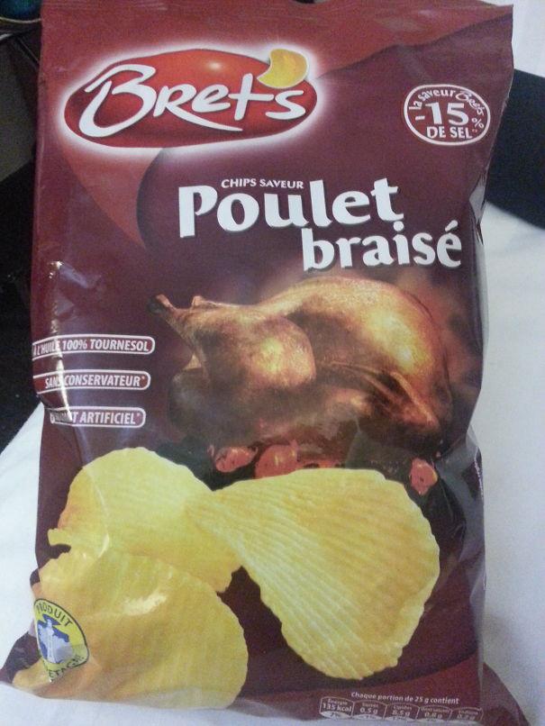 Roasted Chicken Flavor - France