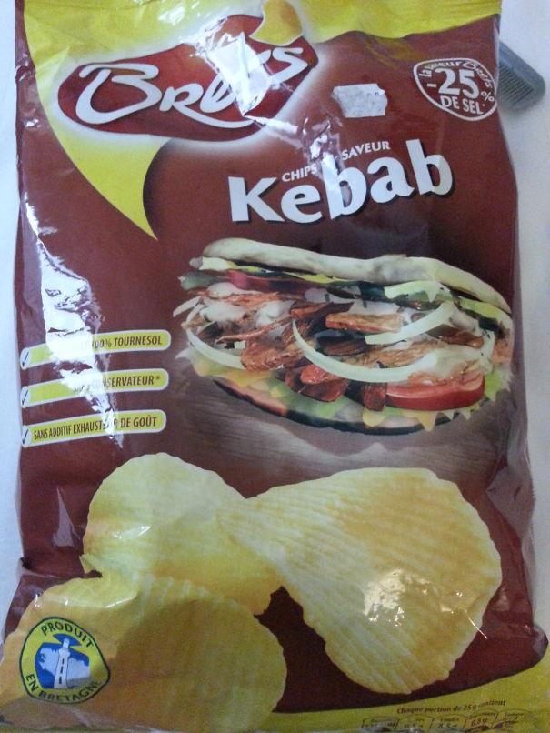 French - Kebab Chips