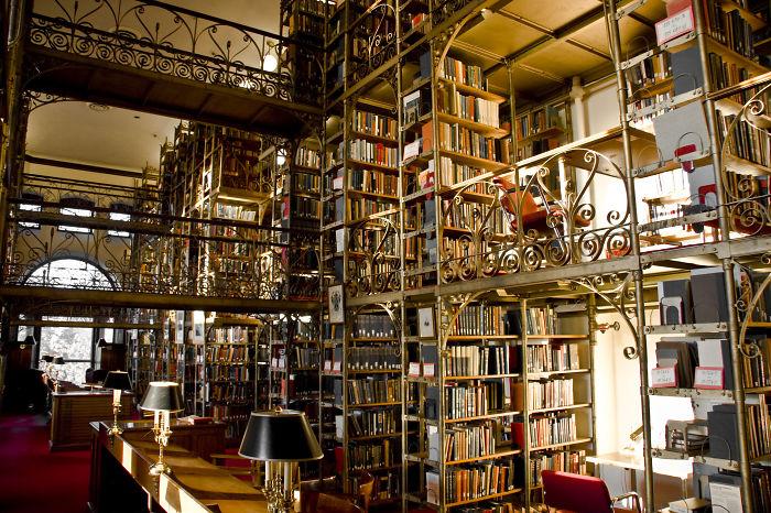 Uris Library At Cornell University