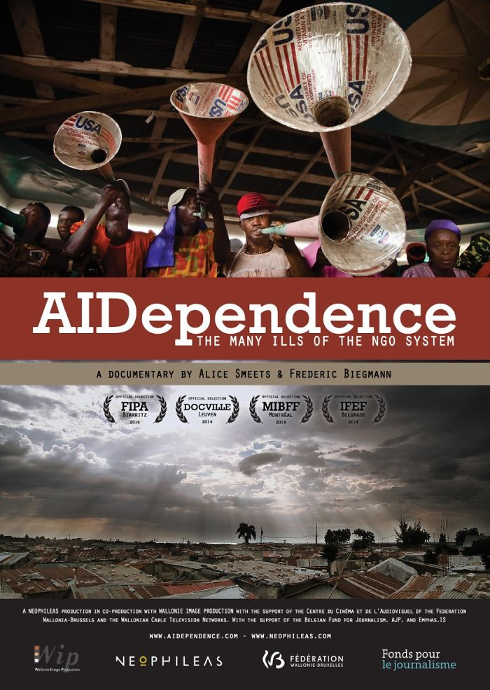 Documentary Aidependence: Free Online Screening Available For Two Weeks