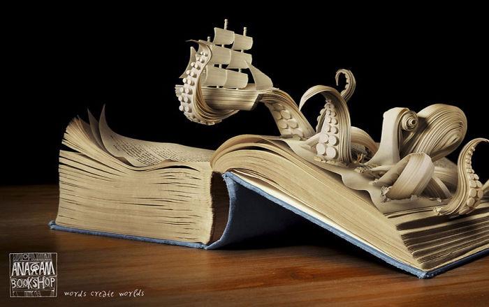 Anagram Books Octopus
