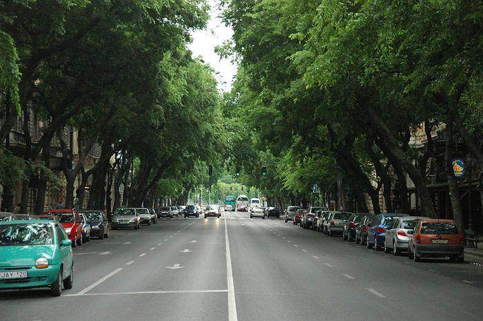 Budapest, Andrássy Avenue