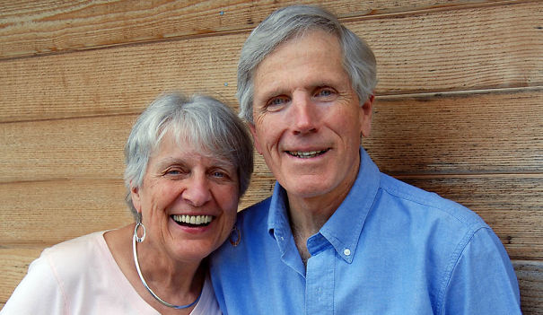 This 80+ Couple Shares Relationship Wisdom For Troubled Couples