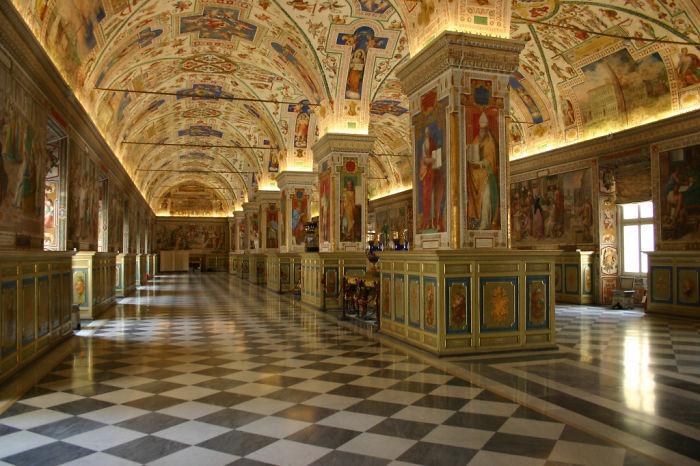 Biblioteca Apostolica Vaticana, Vatican City