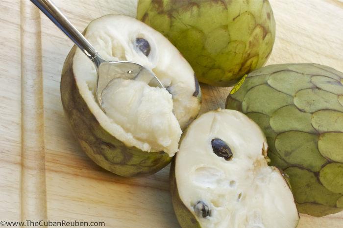Cherimoya Aka Ice Cream Fruit