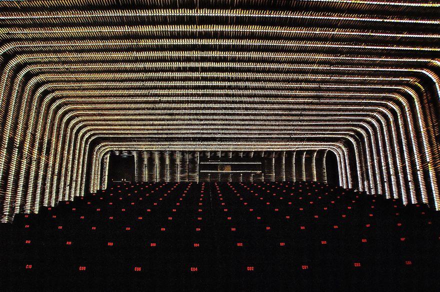 Cineteca De El Matadero, Madrid. Spain