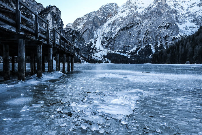 Lake Braies // Dolomites // South Tyrol // Italy