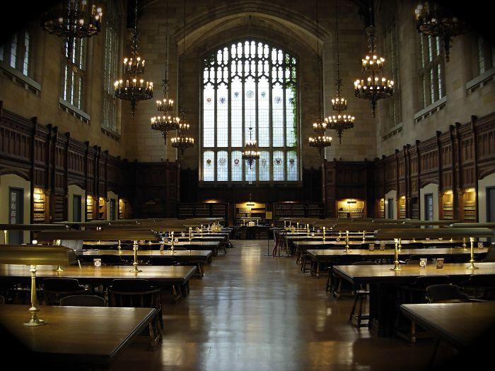 University Of Michgan Law School Library