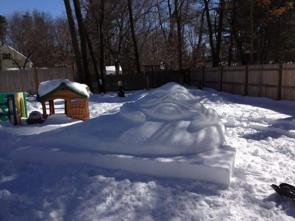 Snow Hutt