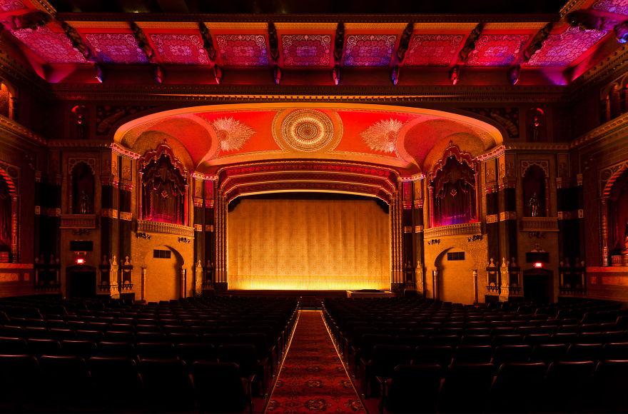 Oriental Theatre, Milwaukee, Wisconsin