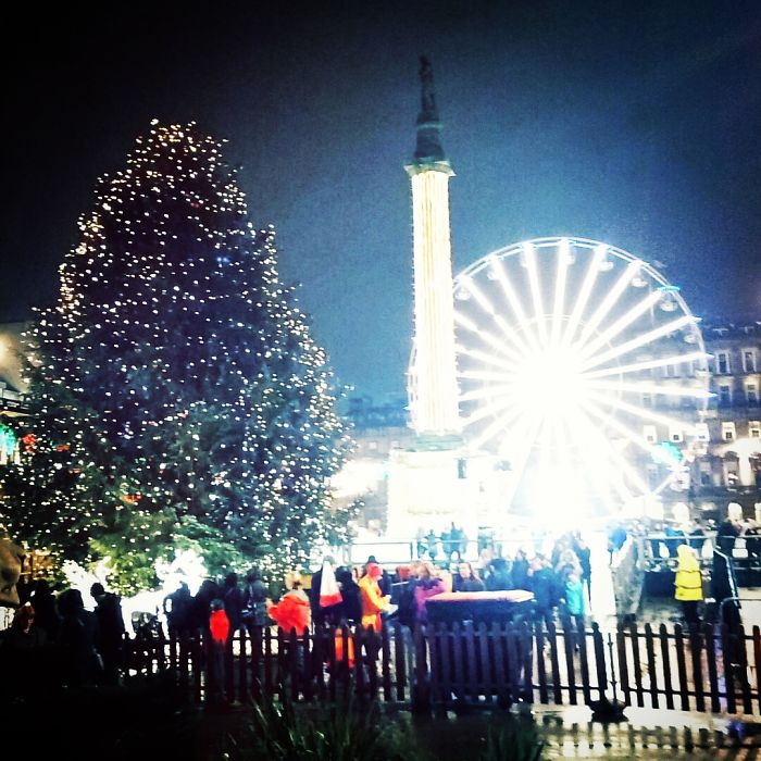 Christmas In Glasgow