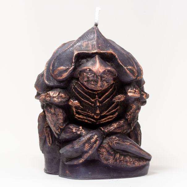 Dark Crystal Garthim Candle