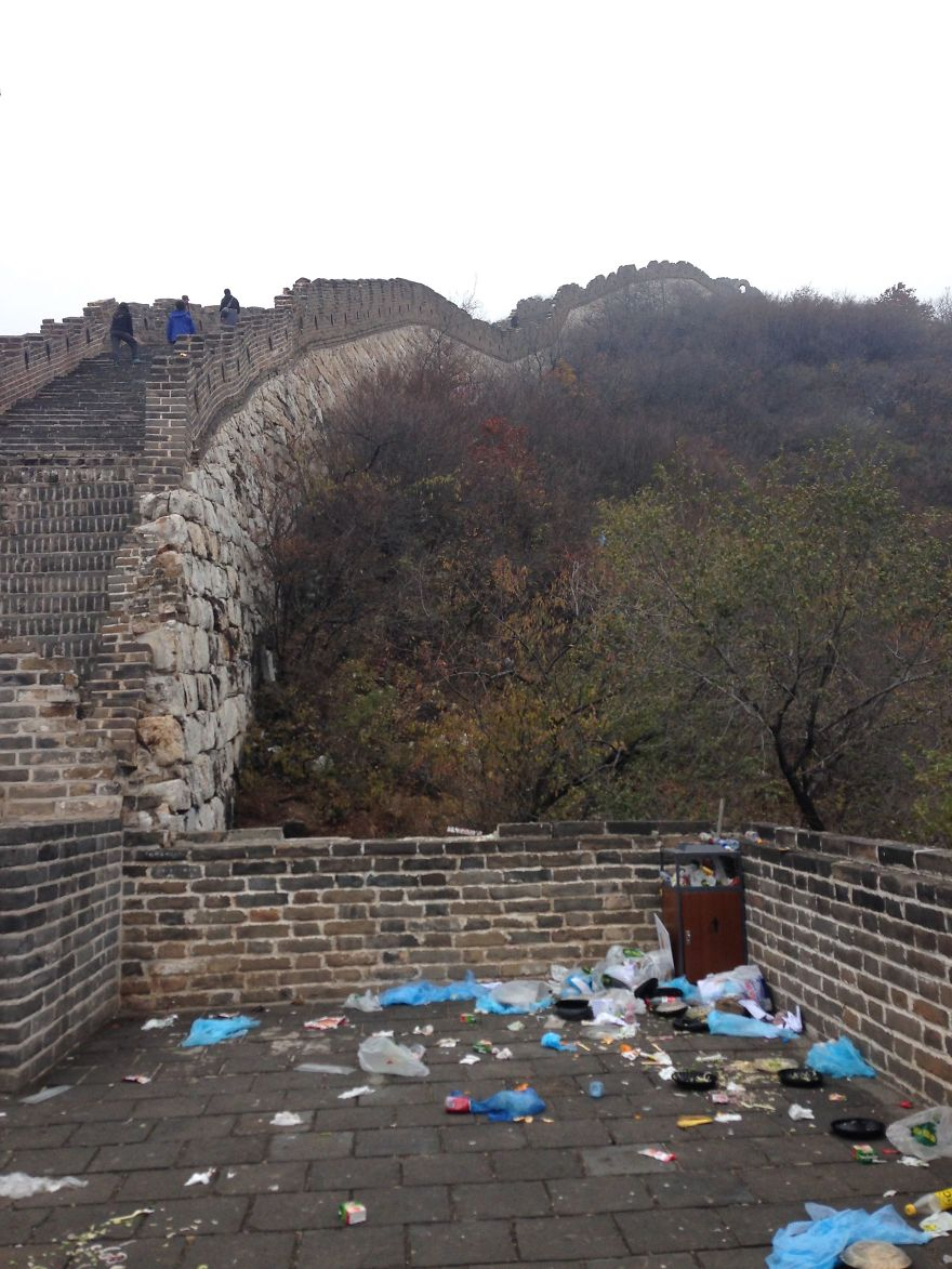 """Great Wall Of China, Call It """"great""""?"""