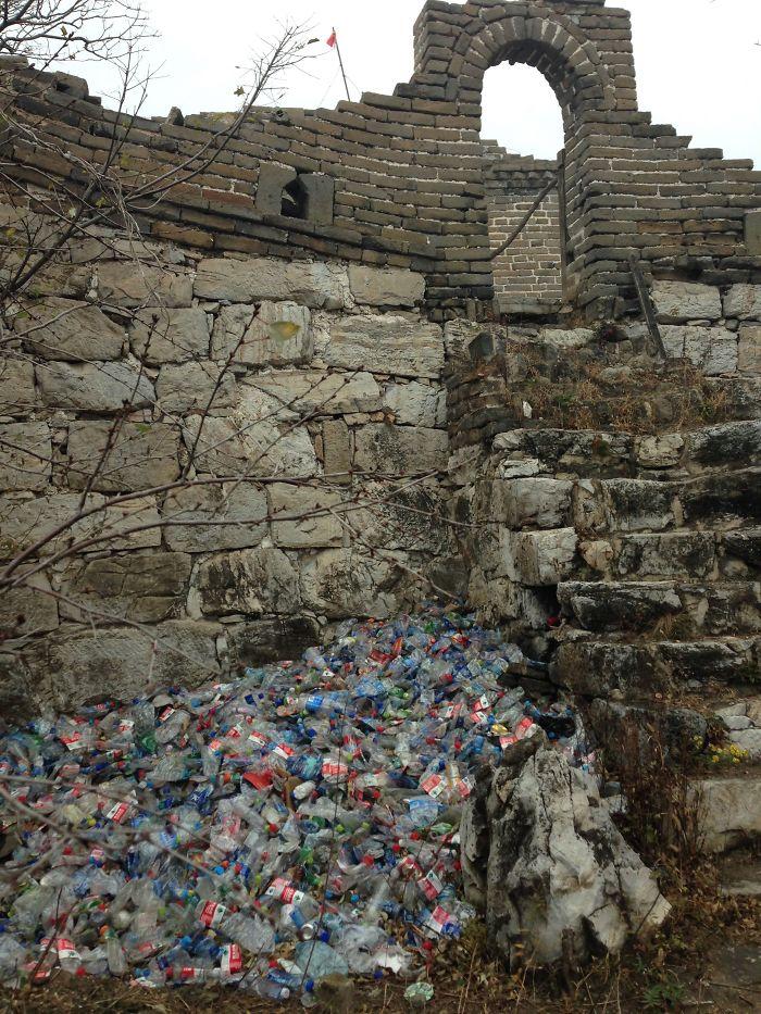 Great Wall Of China, Shame.