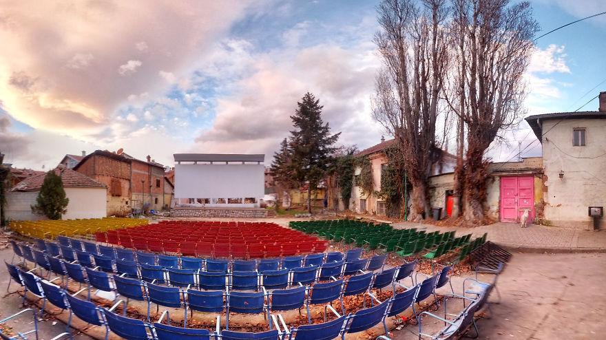 Cinema Lumbardhi - Prizren, Kosovo