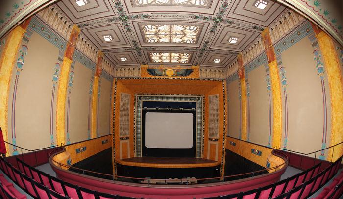 Louxor Cinema, Paris, France