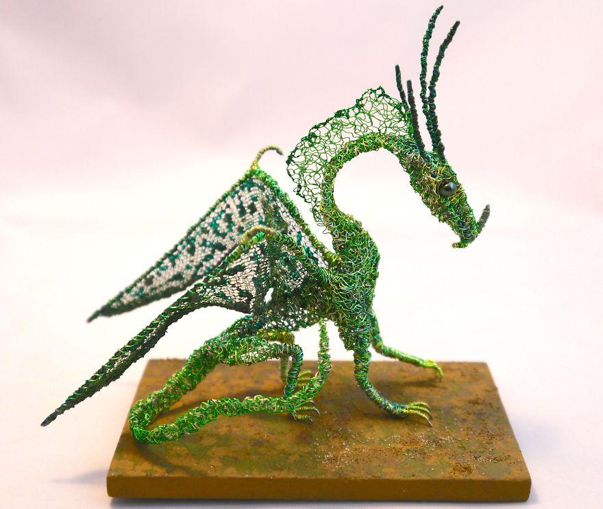 Emerald Dragon - Matt Gale